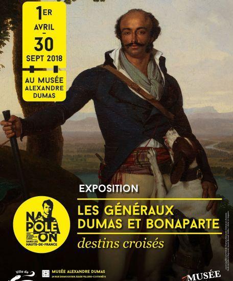 Louis Gauffier, portrait du général Dumas. Huile sur toile