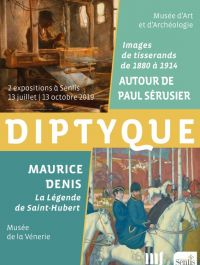 "Expositions diptyque ""Paul Sérusier 