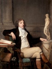 Jean-Baptiste-Greuze-Portrait-dAuguste-Louis-de-Talleyrand ©-Ph.-Beurtheret
