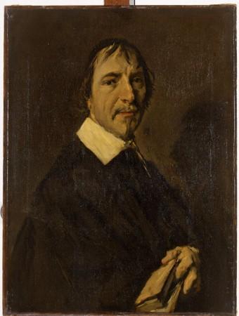 Portrait du pasteur Herman Langelius