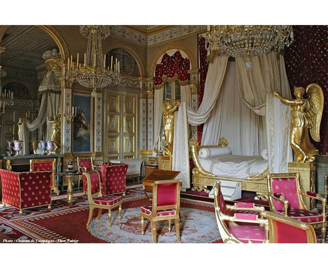 Chambre coucher de l imp ratrice for Les chambre coucher